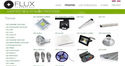 FLUX TECHNOLOGY - LED